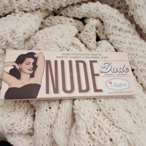 THE BALM COSMETICS NUDE DUDE V. 2 PALETTE